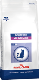 Royal Canin корм для кошек Neutered Young Male