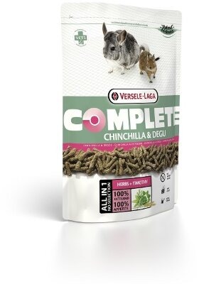 Versele-Laga корм для шиншилл и дегу Complete Chinchilla&Degu