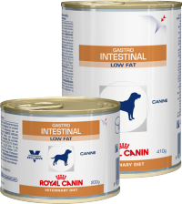 Royal Canin консервы для собак Gastro Intestinal Low Fat