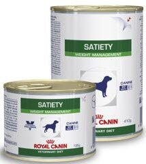 Royal Canin консервы для собак Satiety Weight Management Wet