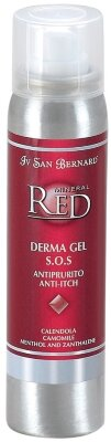 Iv San Bernard гель Mineral Red Derma Gel SOS для кожи