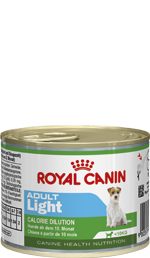 Royal Canin консервы для собак Adult Light