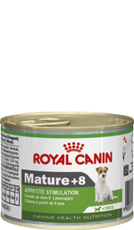 Royal Canin консервы для собак Mature +8