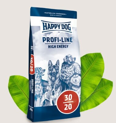 Happy Dog Profi-Line High Energy 30-20 корм для собак с повышенной активностью