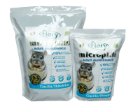 Fiory корм для шиншилл Micropills Chinchillas