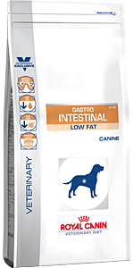 Royal Canin корм для собак Gastro Intestinal Low Fat LF22