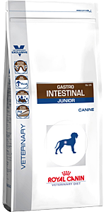Royal Canin корм для щенков Gastro Intestinal Junior GIJ29