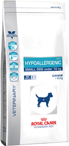 Royal Canin корм для собак Hypoallergenic Small Dog HSD 24