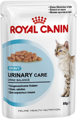 RoyalCanin пауч для кошек Urinary Care (в соусе)