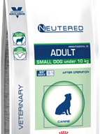 Royal Canin корм для собак Neutered Adult Small Dog